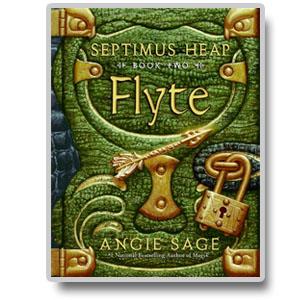 review novel septimus heap: flyte