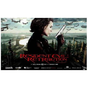 RESIDENT EVIL 5 : RETRIBUTION