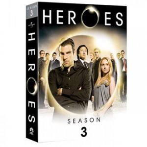 Heroes (Season 3 - Volume Three: Villains)