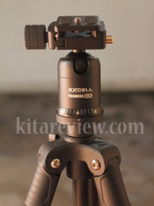 Tripod Excell Promoss SLR with Ballhead