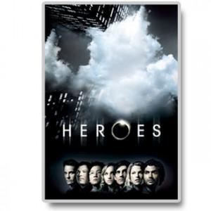 Heroes (Season 3 - Volume Four: Fugitive)
