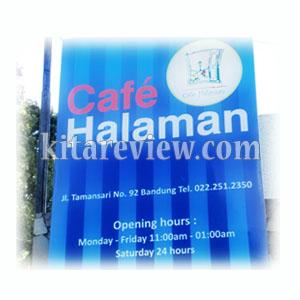 Cafe Halaman
