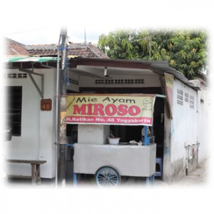 Mie Ayam Miroso