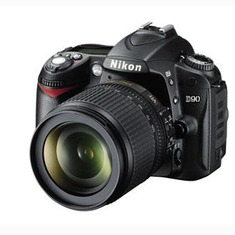 kamera - nikon d90