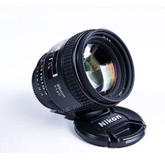 lensa-Nikkor 85mm f1