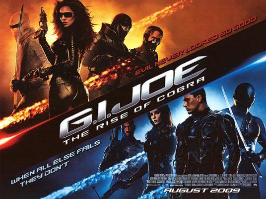Review Film G.I. Joe