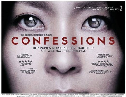 Review film confessions