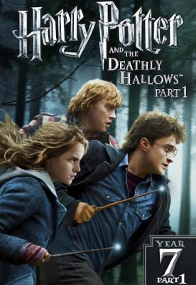 Review film harry potter and the deathly hallows part 1