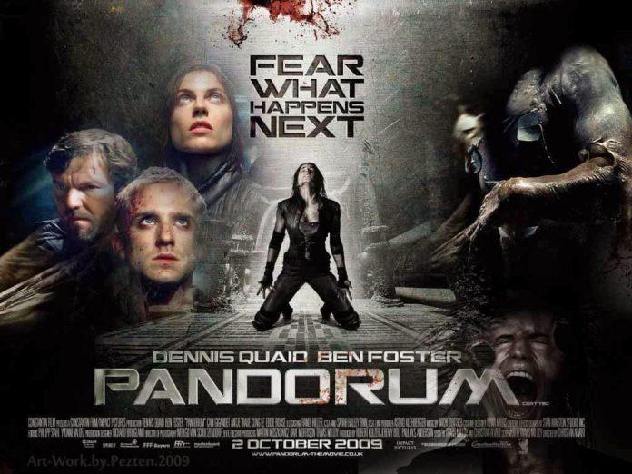Review film pandorum