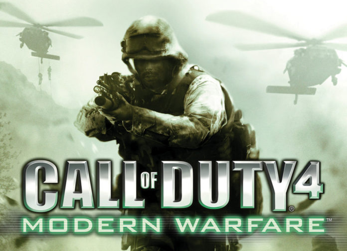 review game call of duty 4