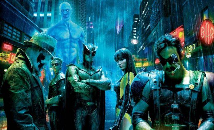 poster film watchmen
