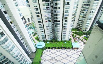 review Taman Anggrek Condominium Apartment
