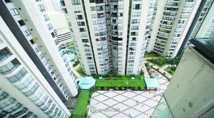 review Taman Anggrek Condominium Apartment