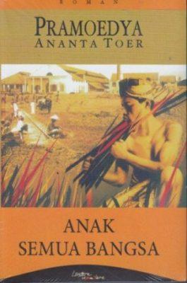 Review Buku Anak Semua Bangsa