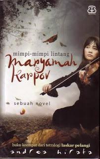 Review Buku Mimpi-Mimpi Lintang Maryamah Karpov