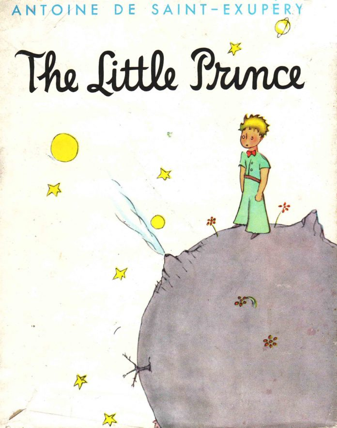 review buku pangeran kecil - the little prince