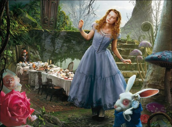 review film alice in wonderland
