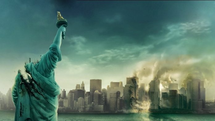 review film cloverfield