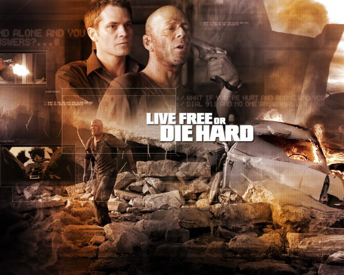 Review Film Die Hard 4.0: Live Free or Die Hard