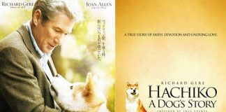 Review Film Hachiko: A Dog's Story