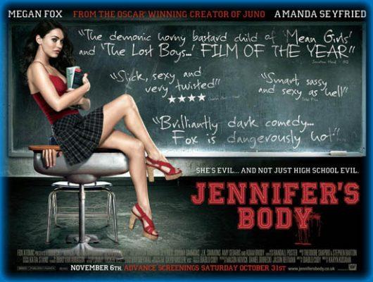 Review Film Jennifer's Body