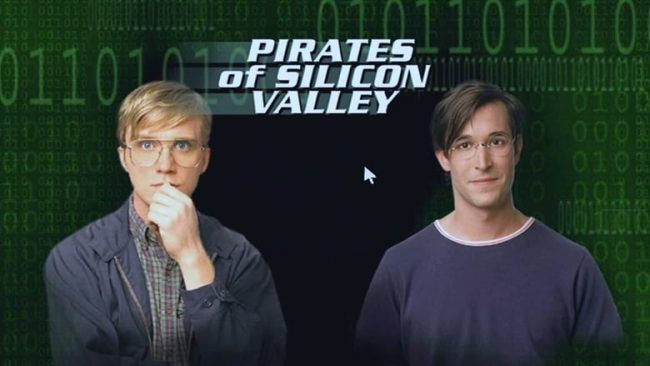review film pirates of silicon valley