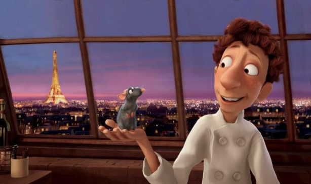 review film ratatouille