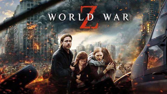 review film world war z