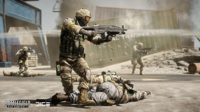 Review Game Battlefield: Bad Company 2