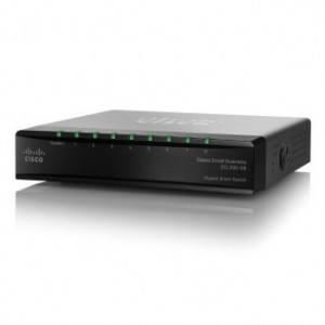 Cisco SG 200-08 8-Port Gigabit Smart